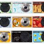 なんと 50種類のデザインから選べる! パナソニックのデジカメ「LUMIX(ルミックス) DMC-XS1」