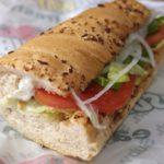 SUBWAY の期間限定サンドイッチ 「サーモン&マスカルポーネ」を衝動買い