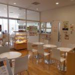 稲城市中央図書館内 喫茶コーナー「シュロスベルグ」は いい感じにくつろげる