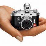 こんなに小さくても1400万画素!クラシックカメラのような外観のデジカメ「MINOX DCC 14.0」