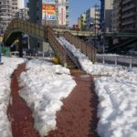 写真で振り返る大雪の後の街の様子。