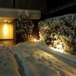 また今週末も大雪。歩くのも大変です。