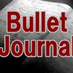 バレットジャーナル(Bullet Journal)を自分のノートに取り入れました。自分流のやり方が決まったので紹介します。